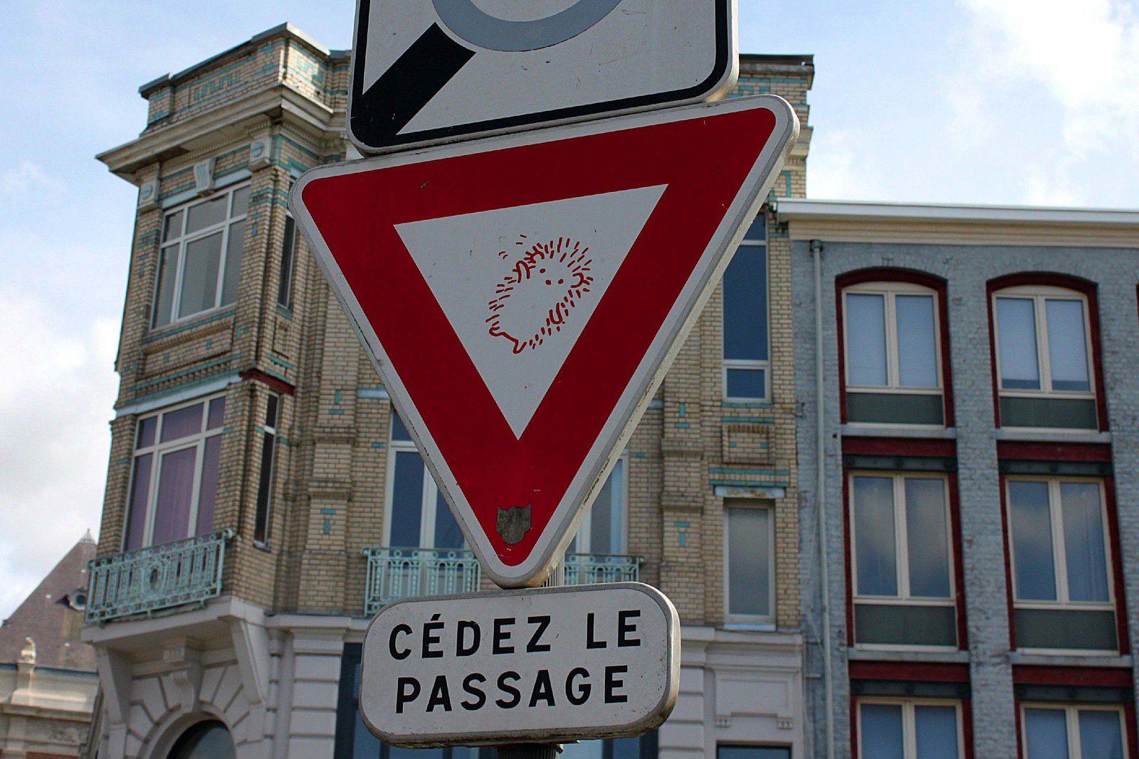 Allons à Lille, Darling ! (6) - street art à Roubaix : le retour !