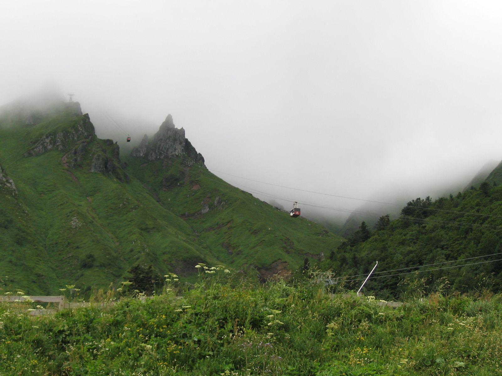 Auvergne - Dimanche 19 juillet 2009