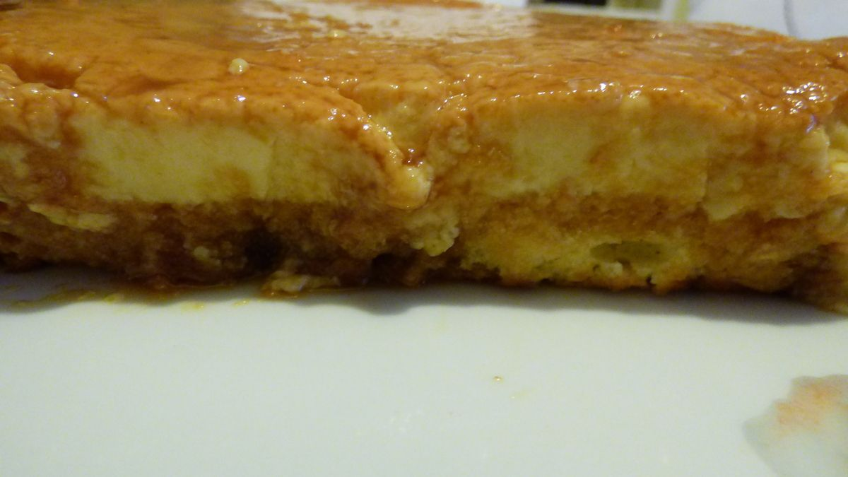 Le Biscoflan.