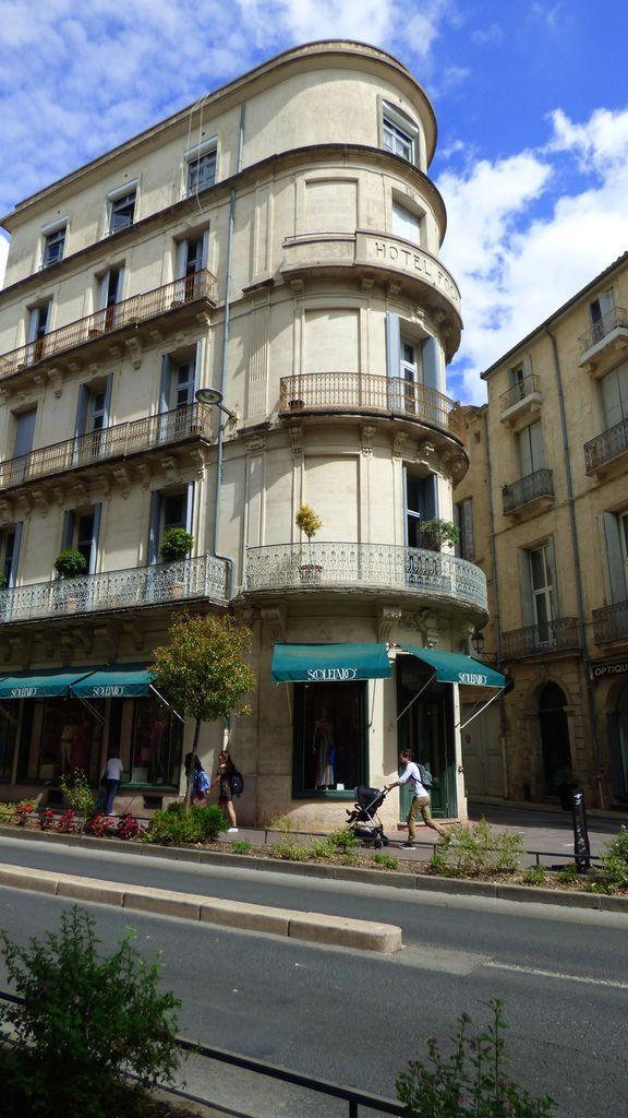 Montpellier suite et fin
