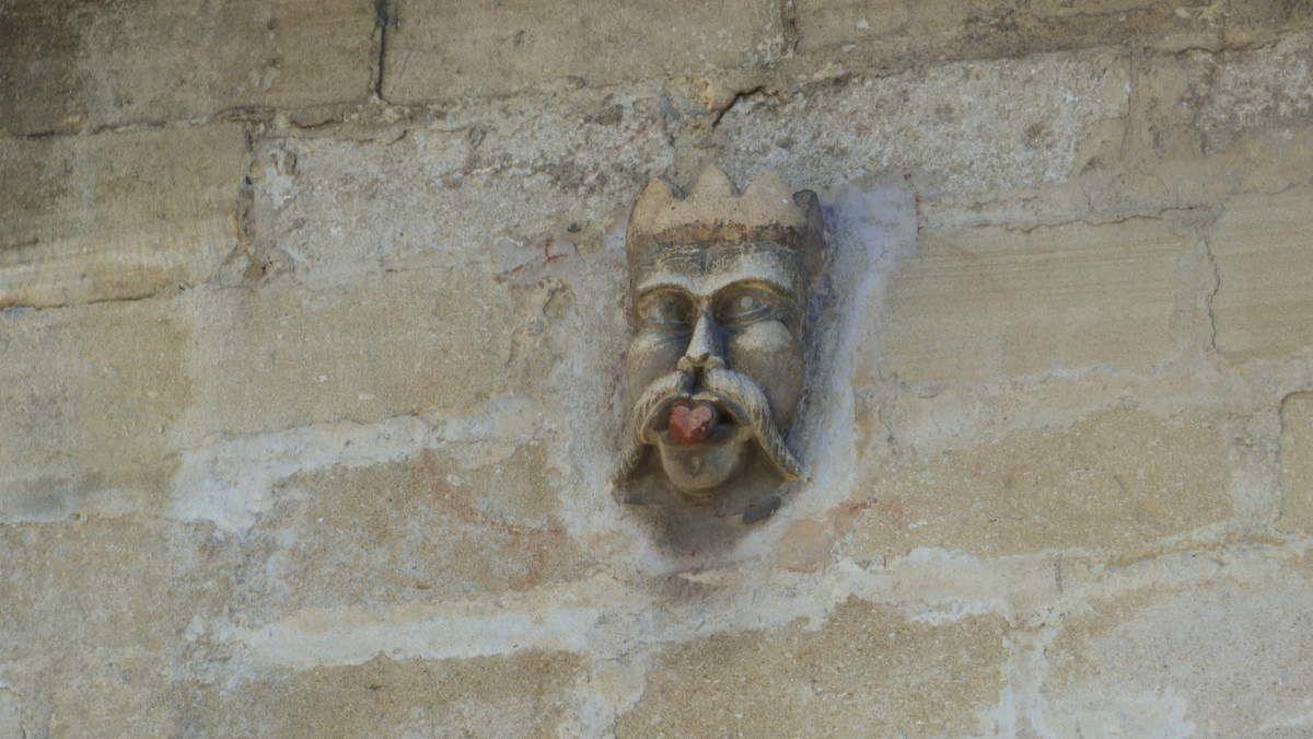 L'Art du Graffiti à Sommières/ le Gard.