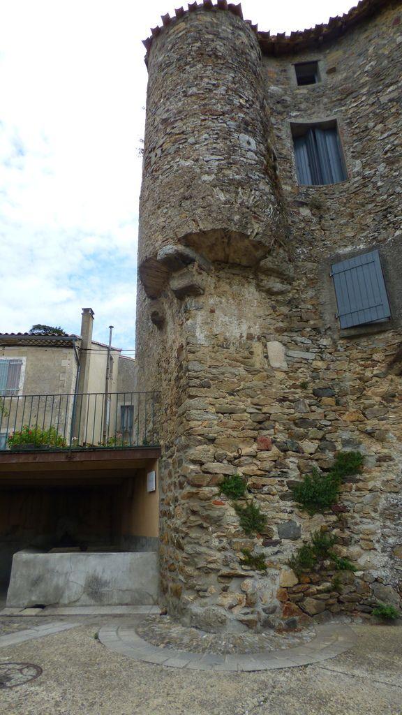 La Muséographie du Château de Saissac, son village et l'église Saint-Michel.