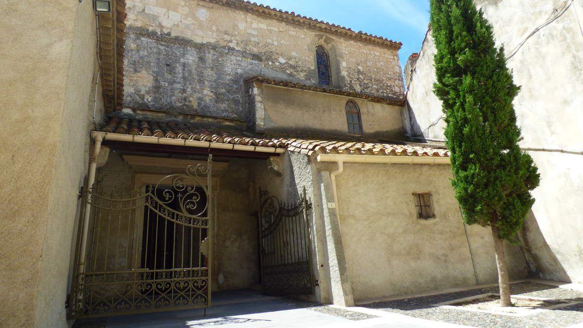 Le village de Fleury d'Aude/ Aude