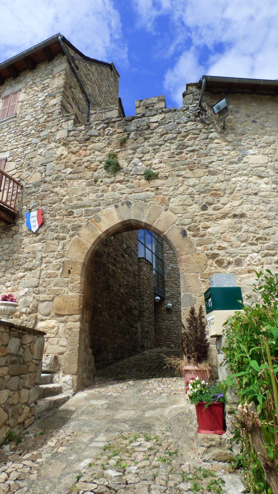 Vabre et Tizac dans l'Aveyron.