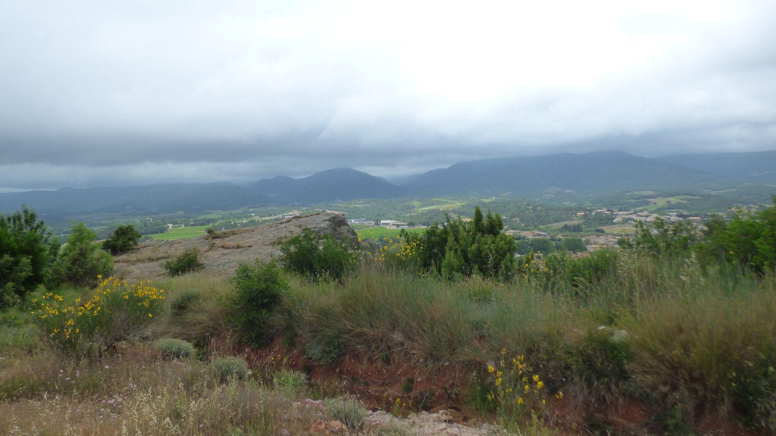 Randonnées autour de Saint-Chinian/ Hérault