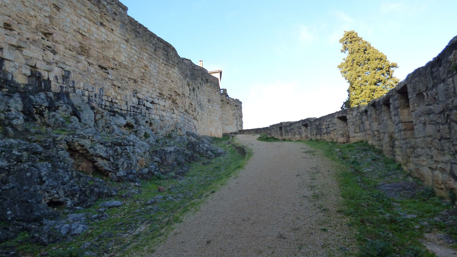 Puycelsi/ Tarn/ dernière partie.