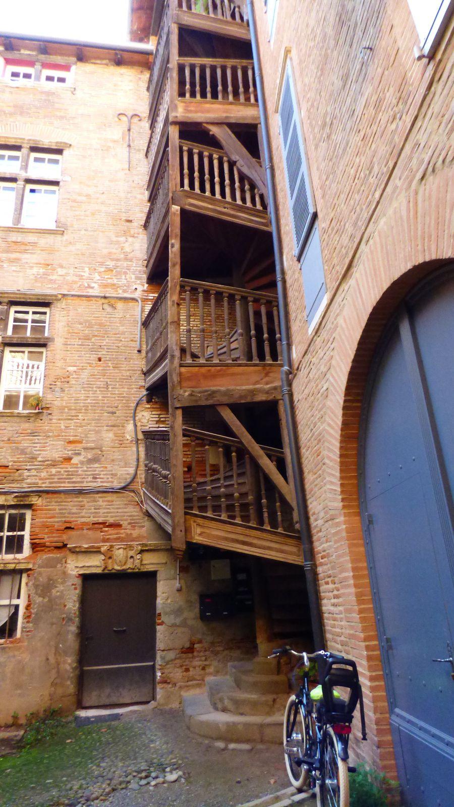 L'Hôtel D'Astorg et Saint Germain à Toulouse/ Haute-Garonne.