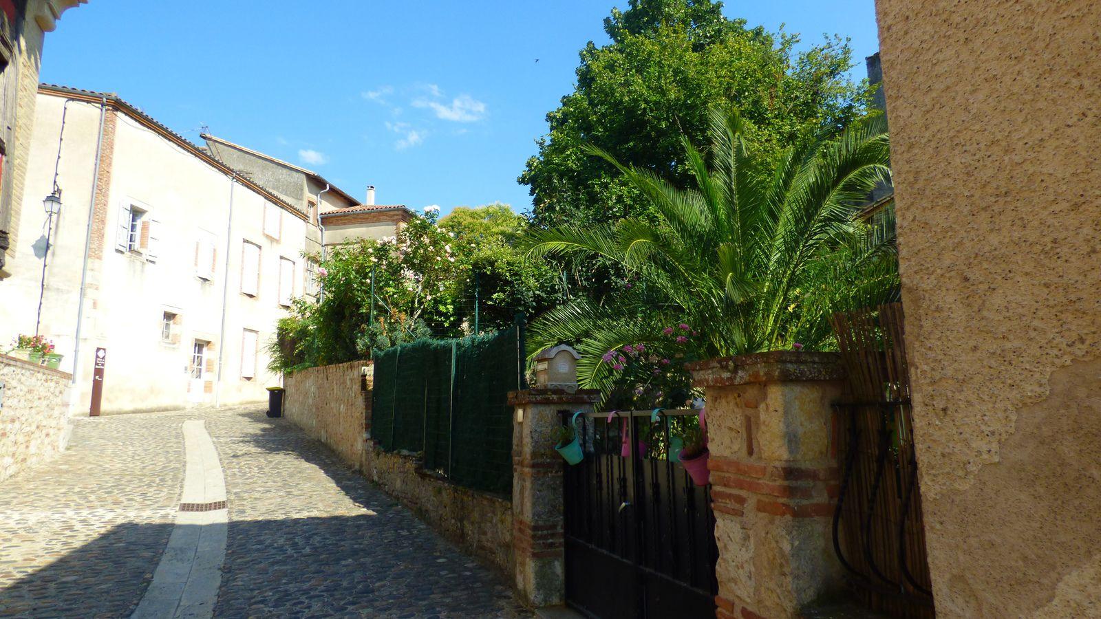 La Tour de l'horloge d'Auvillar/ Tarn et Garonne