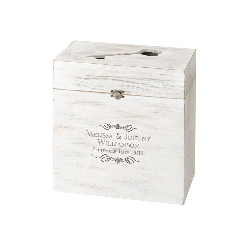 Acheter une urne de mariage personnalisée