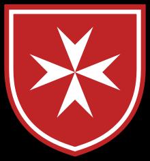 Le Pape et le Grand Maître de l'Ordre de Malte