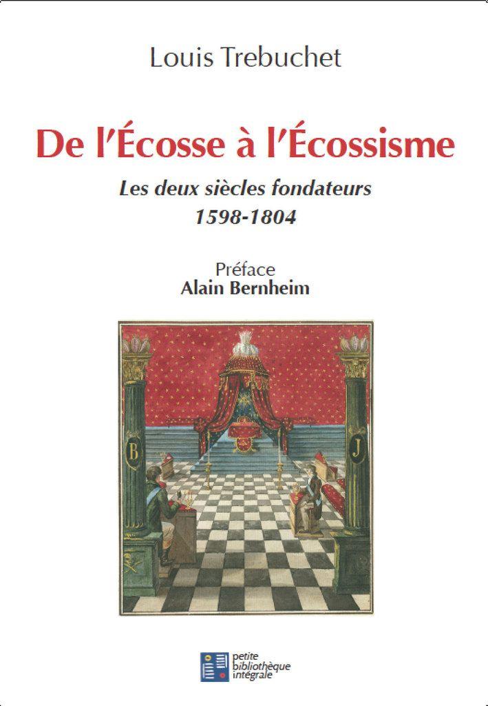 A LIRE POUR FM ECOSSAIS ET CEUX QUI AIMENT L'HISTOIRE