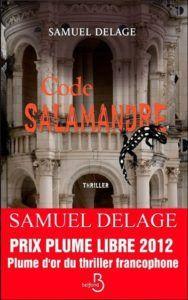 RECENSION : CODE SALAMANDRE