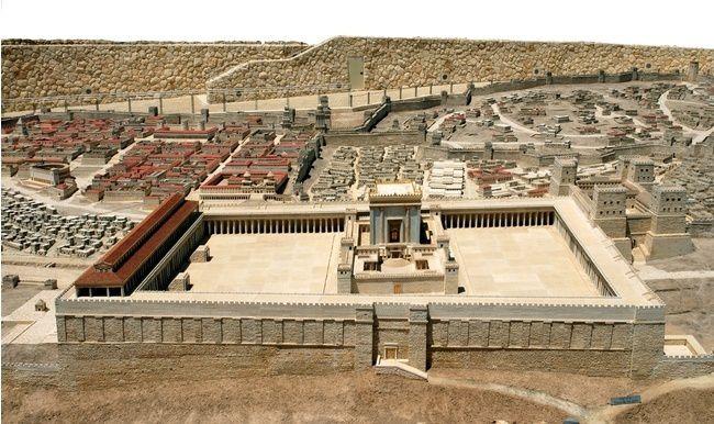 LE TEMPLE DE JERUSALEM, TEMPLE MAÇONNIQUE