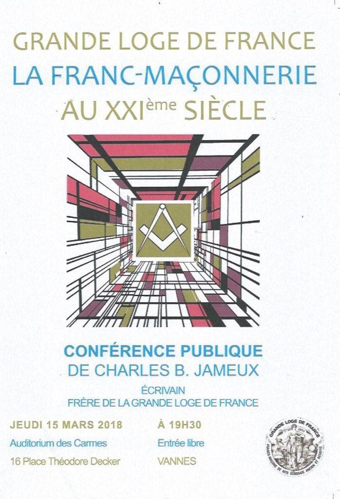 LA FRANC-MACONNERIE UNE CROISSANCE INTERIEURE
