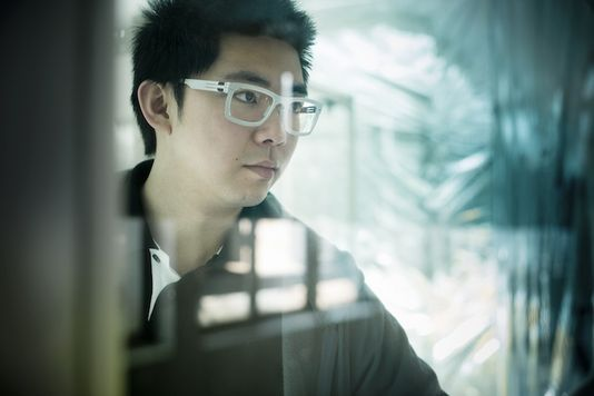 Zhao Bowen (Photo du Monde des sciences)