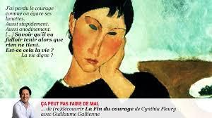 LE COURAGE REND PLUS HUMAIN