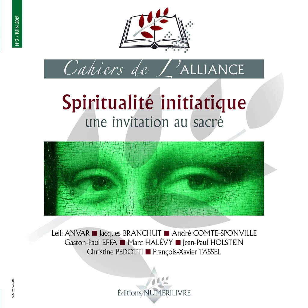 Cahier de l'Alliance