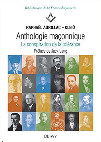 ERRATUM ARTICLE ANTHOLOGIE MACONNIQUE