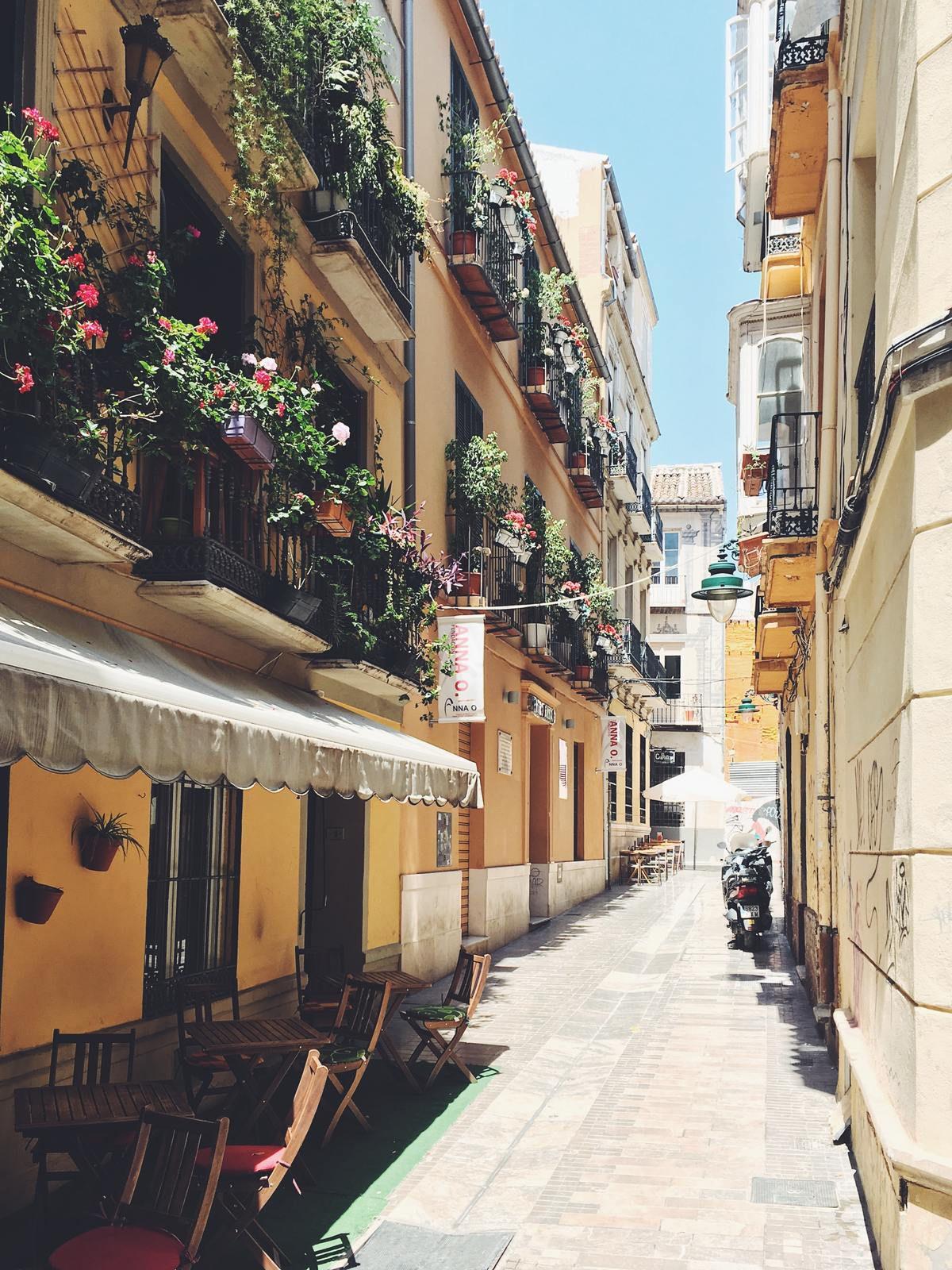 Malaga Espagne