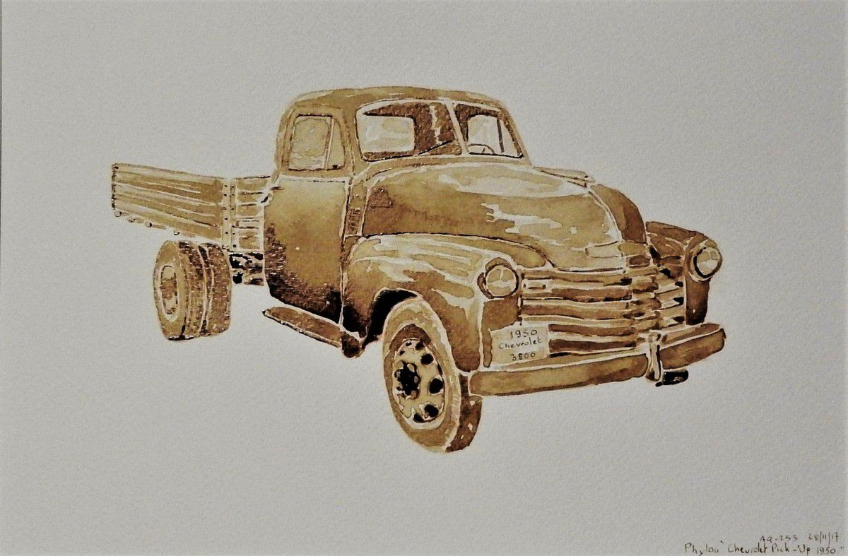 Chevrolet Pick-Up 1950