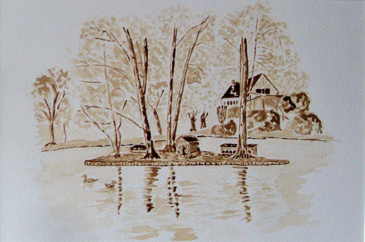 Jym's Song ou l' Île aux Canards