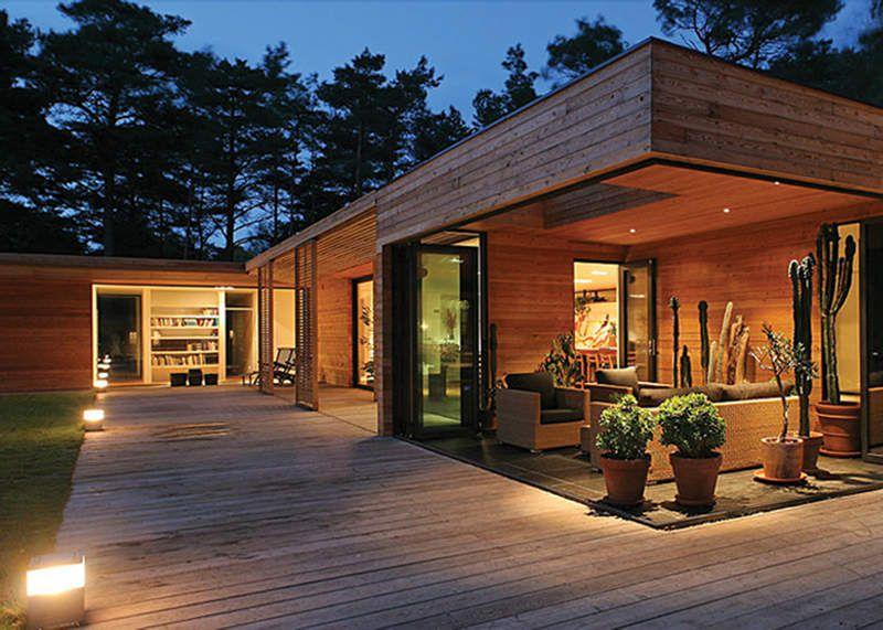 Maison Bois D Architecte