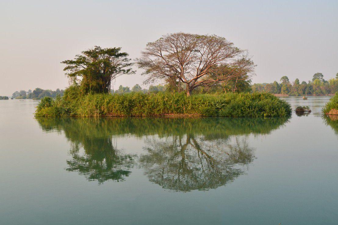 Le Laos, pays des 4000 îles... à Don Det
