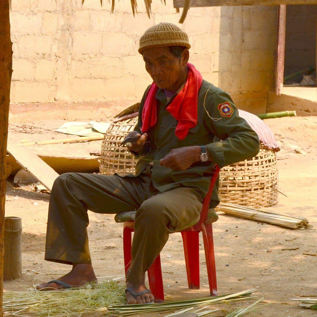 Vavoirayeur: nord du Laos-villages