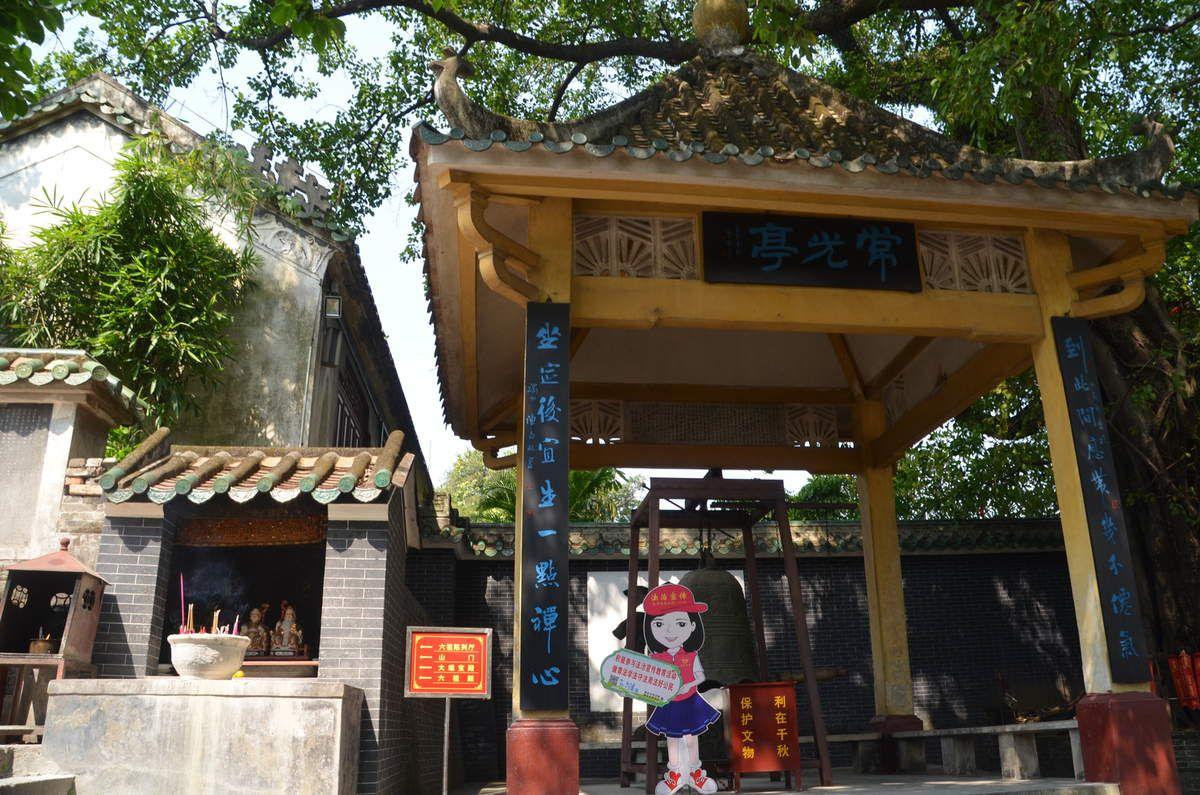 Après la ville, découverte de la campagne cantonaise