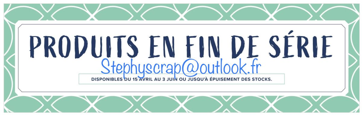 Promotion Stampin'up