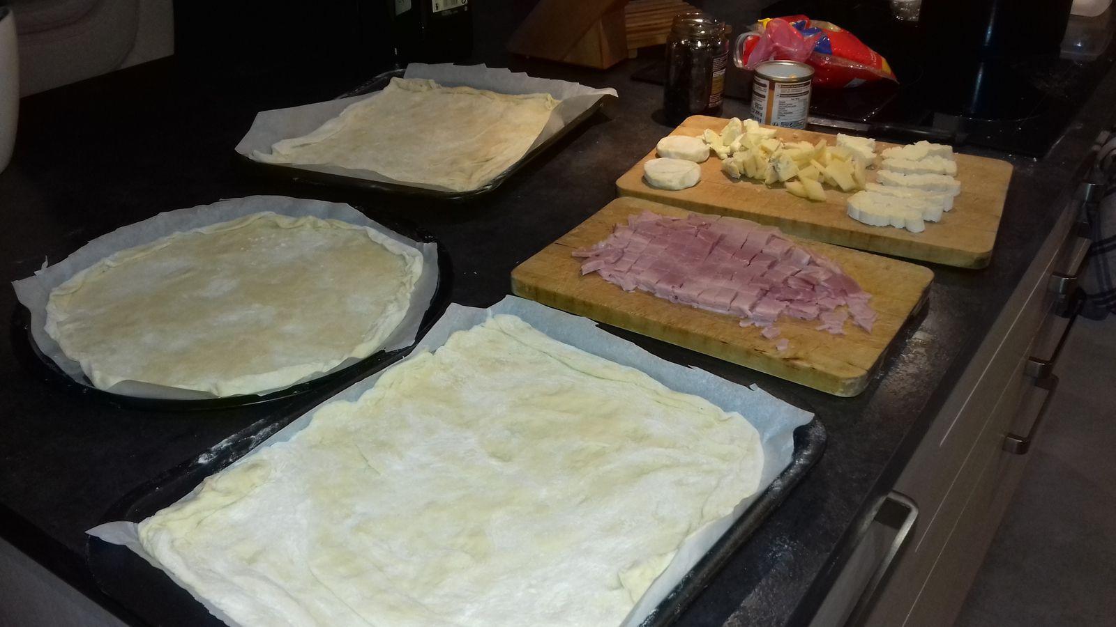 Comment réaliser sa pâte à pizza maison?