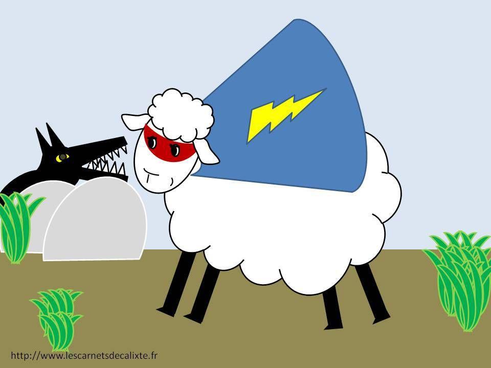 Super mouton