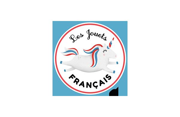 Les jouets français logo french toys pamela magotte