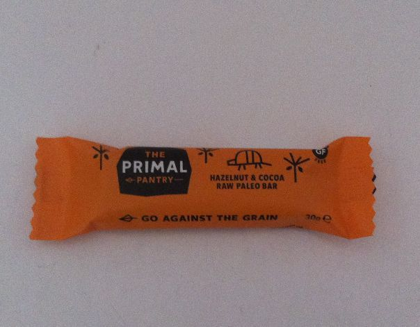 The Primal Pantry Barre noisette et cacao