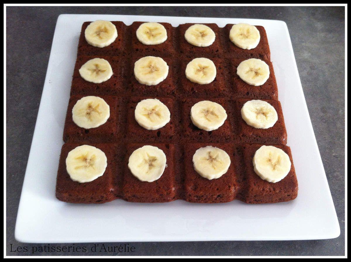 Fondant au chocolat sans beurre sans oeuf et sans sucre