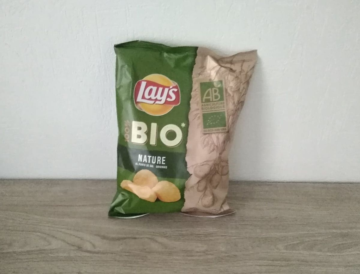 Chips nature bio (LAY'S)