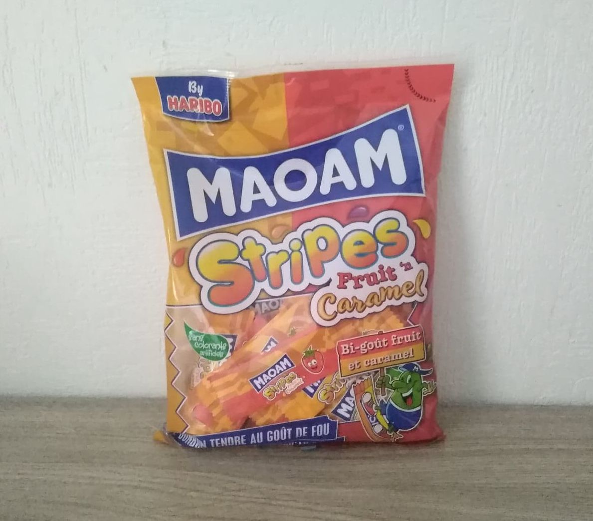 Bonbons Fruit'n Caramel Maoam