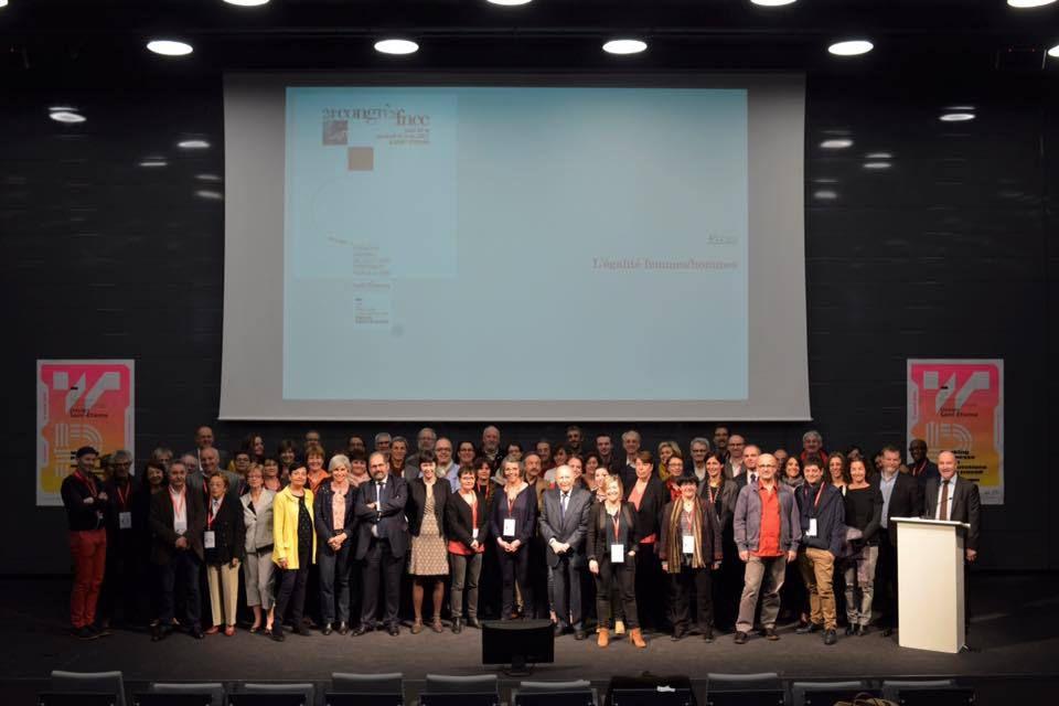 Congrès national FNCC à St-Etienne 30 et 31 mars 2017