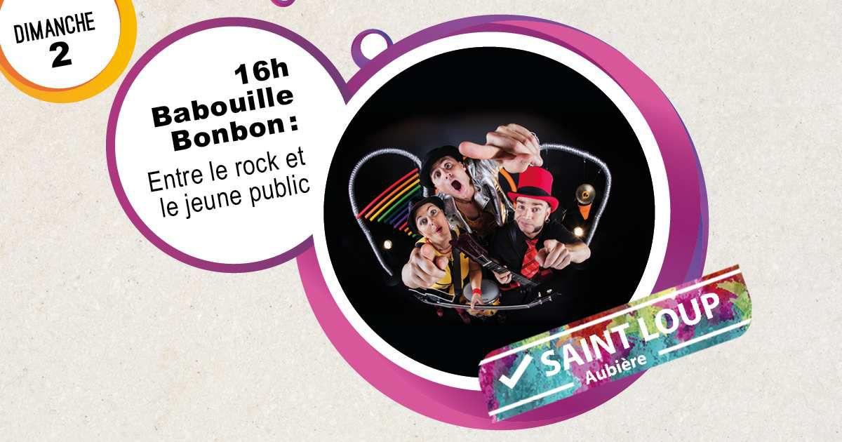Très bientôt à Aubière pour la St-Loup