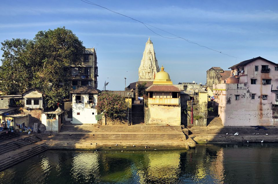 Le Temple de Shri Walkeshwa(1127)-The Shri Walkeshwar Temple(1127)