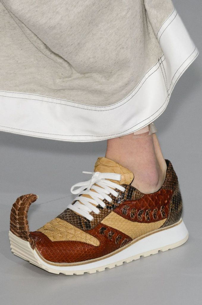 Grosses Baskets Loewe-Loewe Big Sneakers