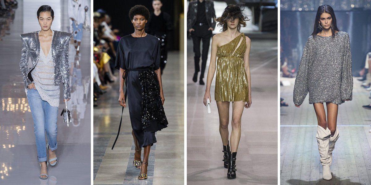 Les paillettes encore à la mode!-Glitter still fashionable!