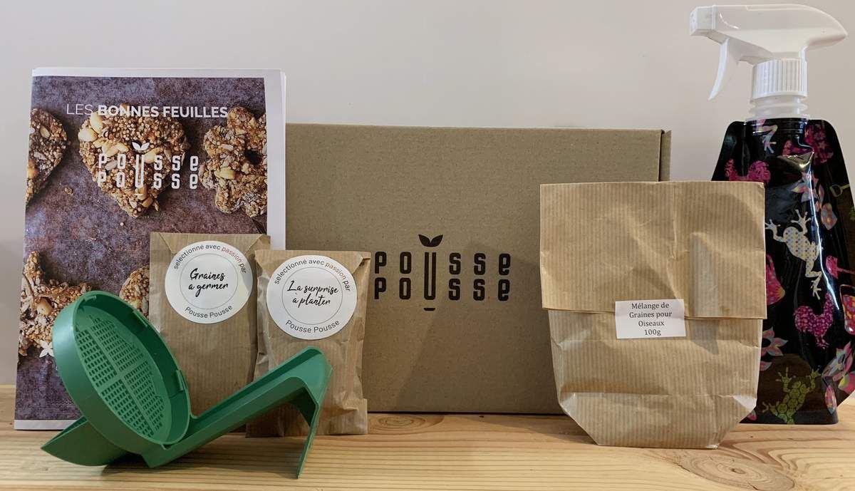 La Box Pousse Pousse