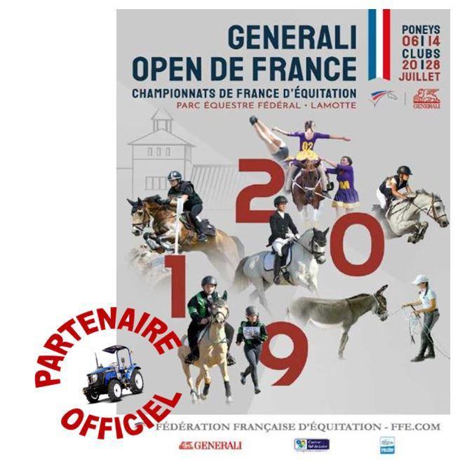 lovol et eurotek open de france generali - lamotte beuvron - parc équestre fédéral -