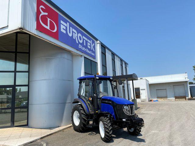 Tracteur chinois lovol 50 cv - Vendu en France par Eurotek
