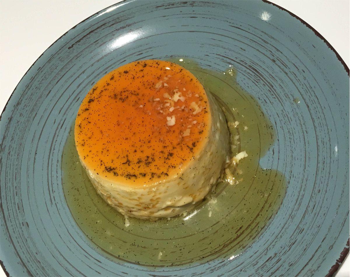 Crème Caramel de Laurent Jeannin
