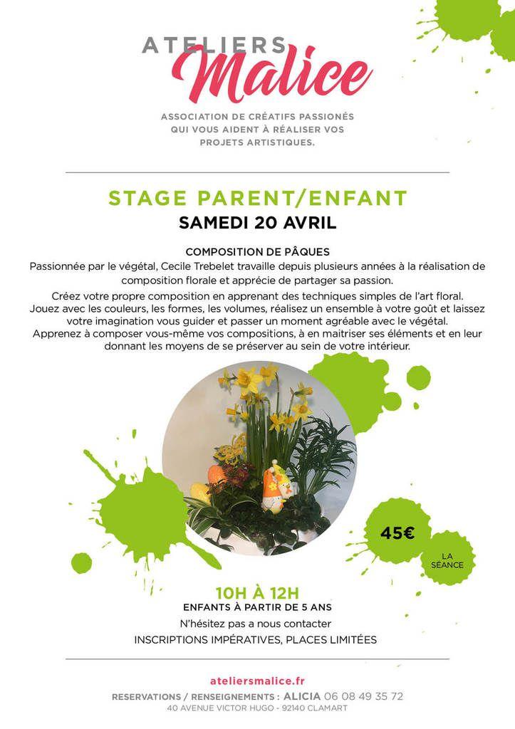 Programmes Avril 2019 : Vive le printemps !