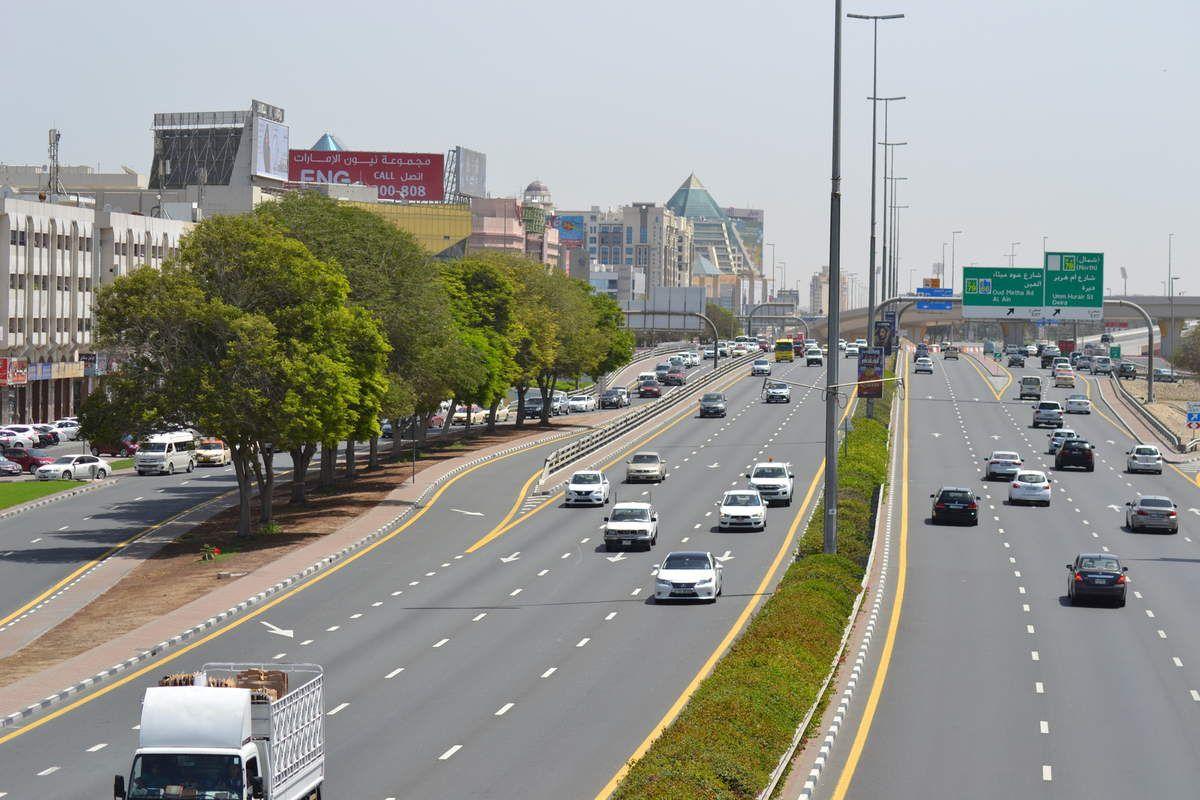 Bienvenue à DUBAI