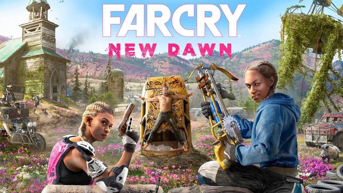 Petit aperçu par Mike notre nouveau rédacteur de Far Cry New Dawn!