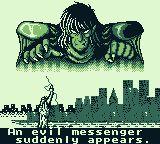 """Intro du jeu, images du premier boss """"Spider"""" et de sa destruction et affrontement du 3ème boss, le colonel Allen."""